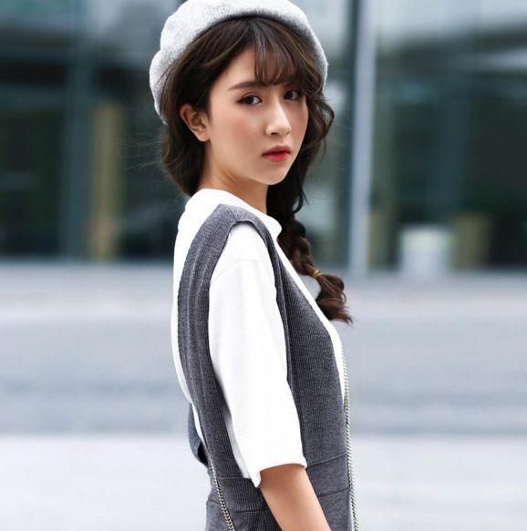 Nếu muốn mặc đẹp, hãy học Quỳnh Anh Shyn kiểu mix hoodie siêu xinh này nhé