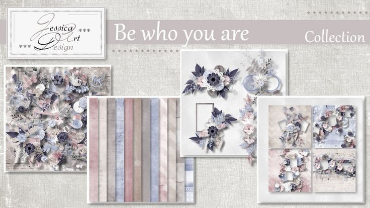 Be who you are collection by Jessica art-design