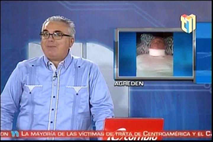 Roberto Cavada Muestra Las Dos Cara De La Moneda Tras La Golpiza A Un Comerciante Y Su Hijo Por Agentes Policiales