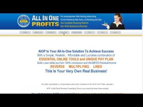 ALL IN ONE PROFITS (AIOP) - Zarobki Wypłaty Wypłacalność