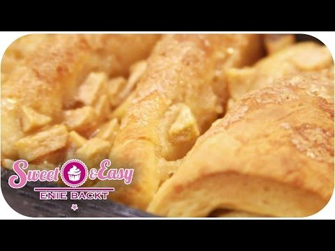 Zimtiges Zupfbrot | Sweet & Easy - Enie backt | sixx - YouTube