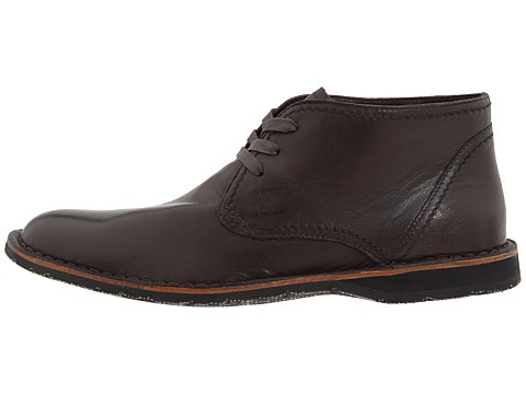 John Varvatos Hipster Chukka Dark Brown - Zappos.com Free Shipping BOTH Ways