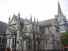 Day 1: St Patrick's Cathedral, Dublin - Wikipedia, the free encyclopedia