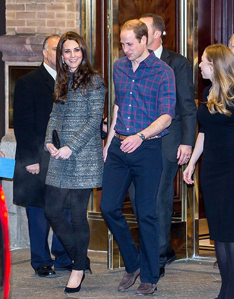 Kate Middleton Attends First NBA Game With Prince William: Photos - Us Weekly