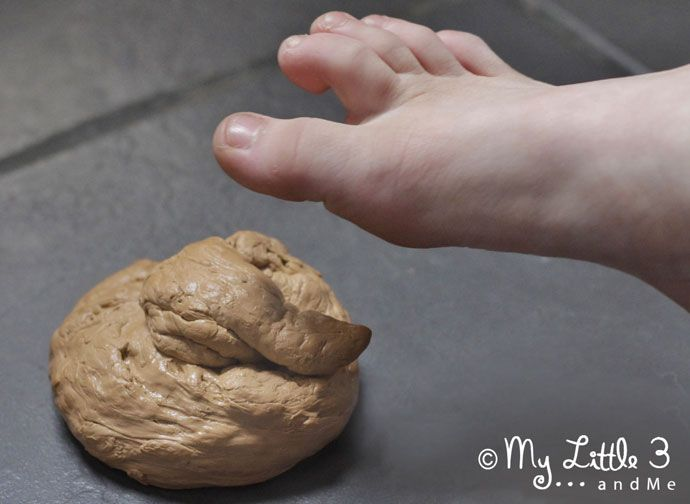 Make Fake Dog Poo!!! A fun April Fool's Day prank for kids.
