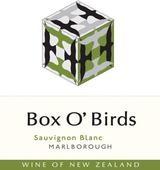Box O' Birds Sauvignon Blanc 2011