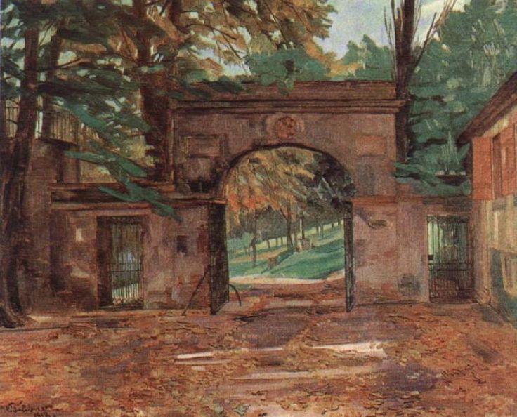 Neuburg Gates