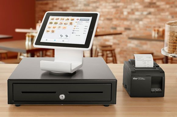 Squares new Stand turns iPad into a cash register for your Retail Small Business   Macworld