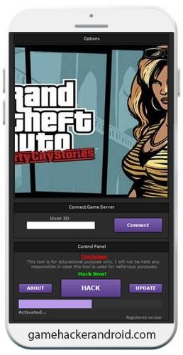 Grand theft auto Liberty City stories v2 2 Android Game Hack Online  Grand theft auto Liberty City stories v2 2 Hack Online can give you the opportunity to grow faster and give you extra free resources for free. Build faster your facilities on your favorite game, or any other power or upgrade...