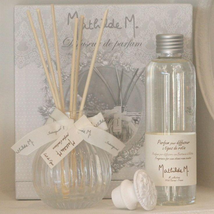 Promo Mathilde M Diffuseur Parfums dambiance Canopée