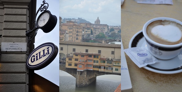 Caffè Gilli, Florence