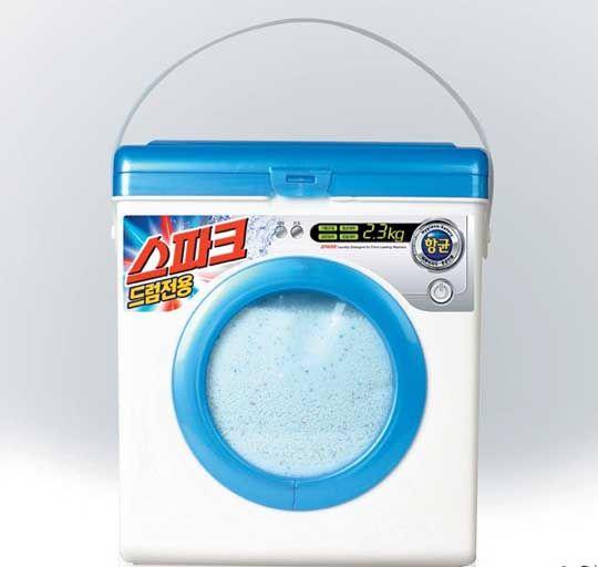 Spark Laundry Detergent