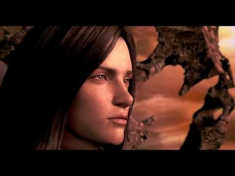 Aki Ross. ▶ Final Fantasy: The Spirits Within - Official® Trailer 2 [HD] - YouTube