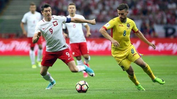 România a ratat ultima șansă de calificare la Cupa Mondială de fotbal din 2018, după ce naționala sa a fost învinsă, a doua oară, de formația Poloniei.
