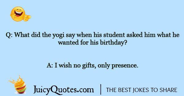 Yoga Joke - 7