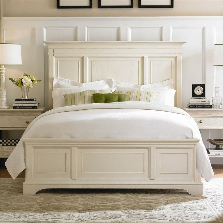 Ashby Park King Panel Bed By American Drew Hudson Furniture In Ormond Beach FL Home Bedroom