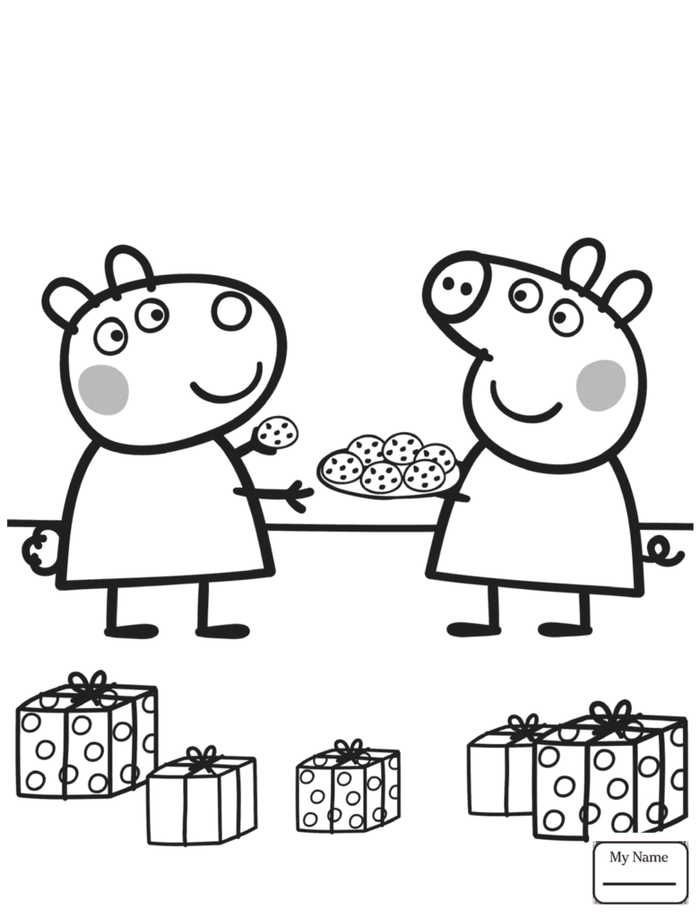 Printable Peppa Pig Coloring Pages Free Coloring Sheets Peppa Pig Coloring Pages Peppa Pig Colouring Coloring Pages