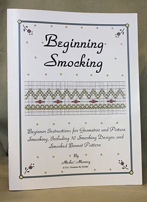 Creations By Michie` Blog: Wonderful smocking  resource for techniques and tips.