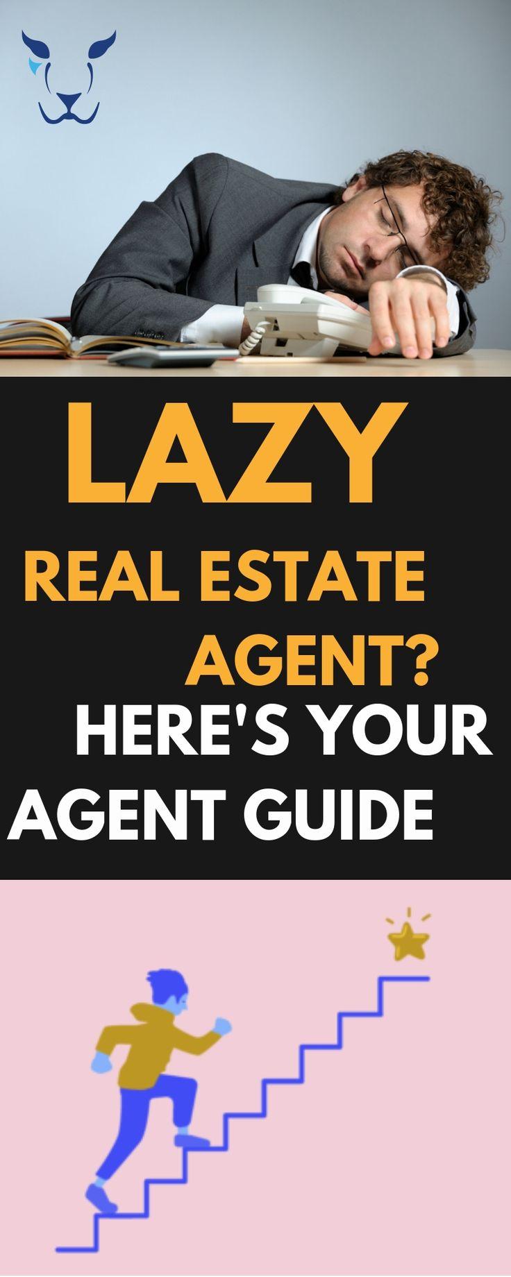 lazy real estate agent  here u0026 39 s some motivation