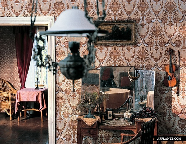 Russian Decoration Style in Movie Interiors   Afflante.com