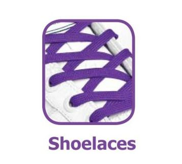 Epilepsy Action Shop - shoelaces