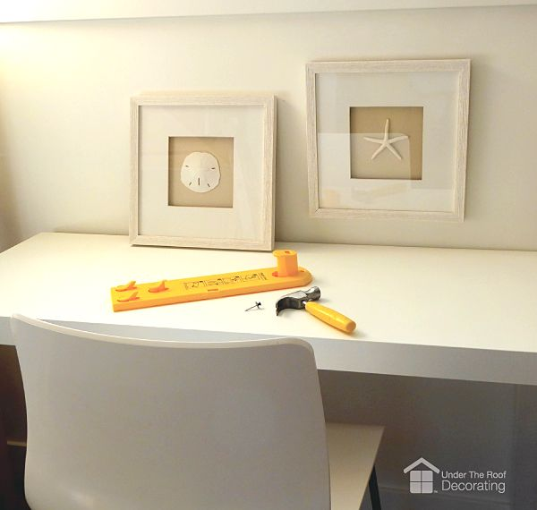 Hanging Pictures Ideas: How To Hang Two Pictures Side-by-side