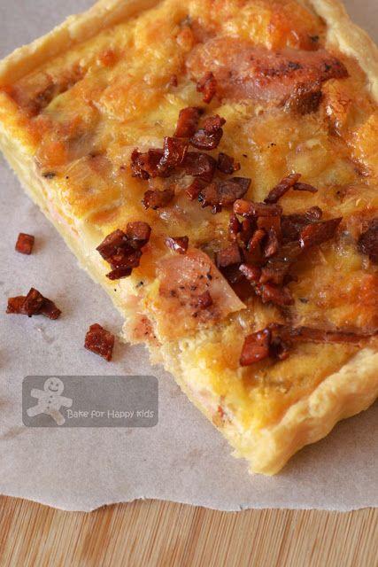 ... Quiche auf Pinterest | Quiches, Ree Drummond und Käse-quiche