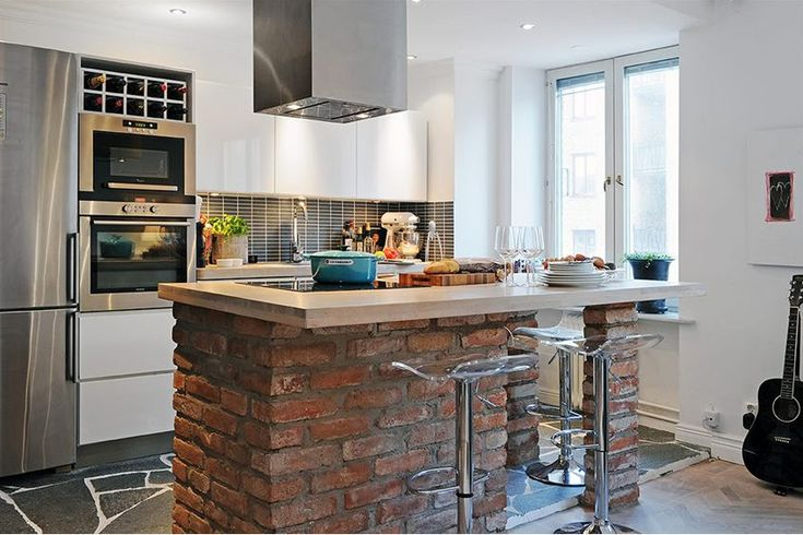Small Kitchen Ideas Apartment Counter Space Islands