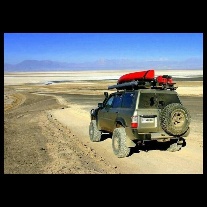 Nissan Patrol #4x4 #cars #offroad