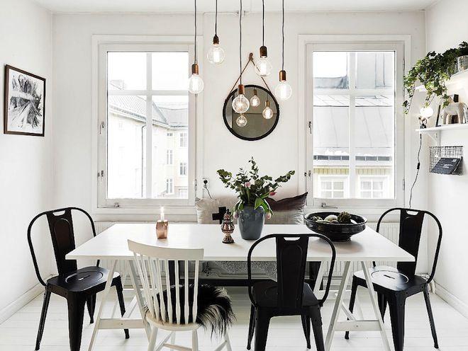 Een kijkje in een stijlvol Scandinavisch huis - Roomed