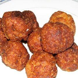 Fried Gefilte Fish Balls Recipe at MyDish