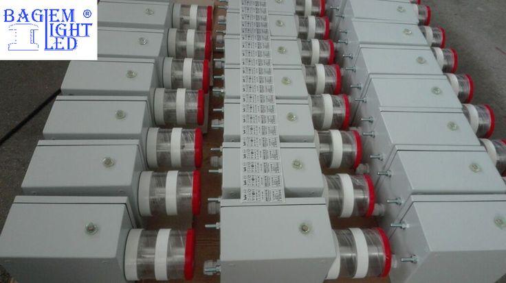 La MR sempre all'avanguardia con l'innovazione e distribuzione dei propri prodotti BAGLEM® LIGHT LED. The company MR is always at the forefront with the innovation and distribution of its products.