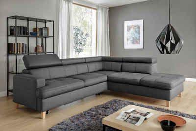 Gala Collezione Polsterecke, wahlweise mit Bettfunktion    #couch #sofa #ecksofa #polsterecke #wohnzimmer #inspo #interior #einrichtung #polstermöbel #möbel #schlafsofa