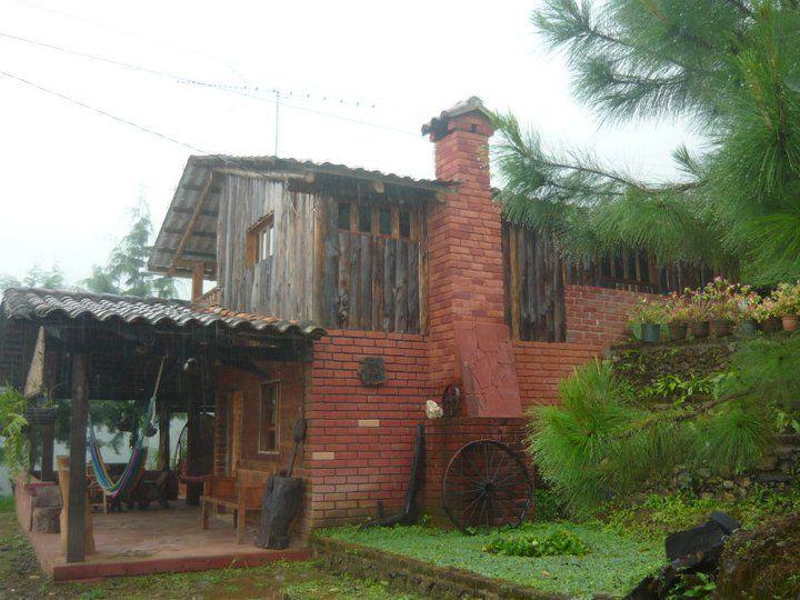 El Pulgarcito de América!: Hostal Villa Limón, Metapan