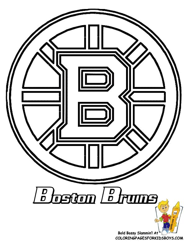 boston bruins hockey free coloring pages nhl hockey east hockey pictures free