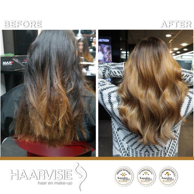 Love balayage hair 😍 olaplex wella hair Made by Jarlin