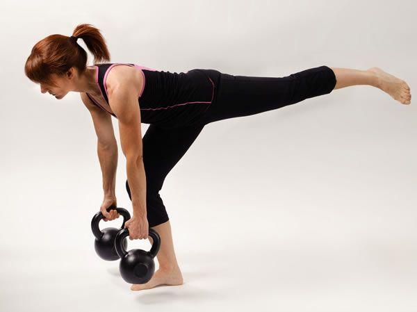 kettlebell workout Tips
