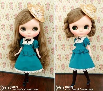 Neo Blythe Doll - Very Vicky