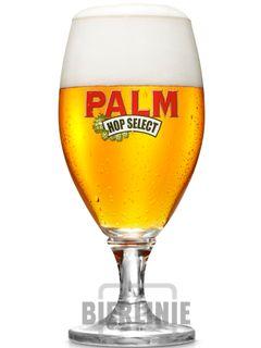 belgisches Bier Palm Hop Select Bierglas