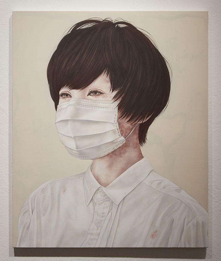 Takahiro Hirabayashi - Untitled #jonathanlevinegallery