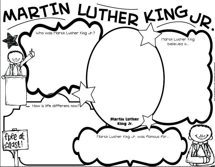 Free MLK activity