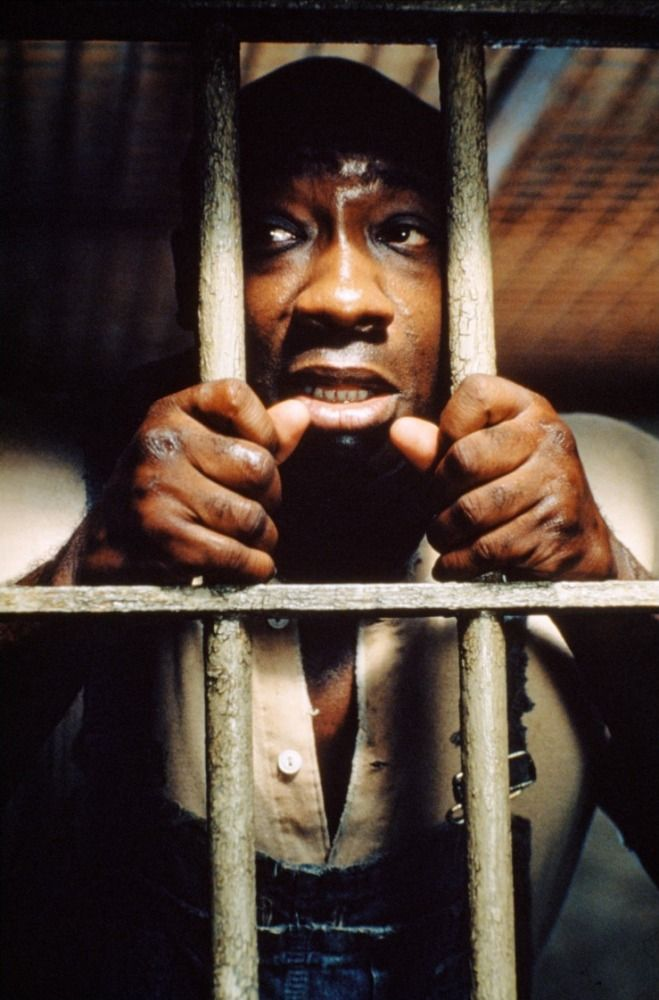 """I dreamed of you. I dreamed you were wandering in the dark, and so was I. We found each other."" - The Green Mile (1999)"