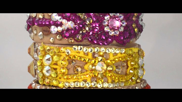 Ballroom jewelry, ballroom accessories, dance costume accessories, dancesport jewelry. Handmade in Canada - © 2016 Tzafora
