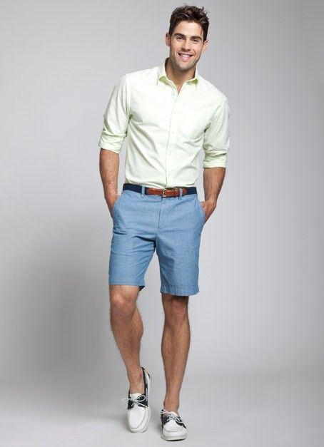 Best 25  Mens tailored shorts ideas on Pinterest | Mens summer ...
