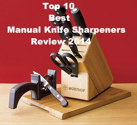 Having the best manual knife sharpener is essential simply as it is hard to imagine a kitchen with no sharp knives. In any kitchen sharp knives are the most used tools, and with continued use they can become dull or blunt after sometime. Of course those blunt knives are a nightmare for anyone to work with since they may make the simple tasks such as chopping or cutting very exhausting. More Reviewhttp://www.bestreviewspro.net/top-10-best-manual-knife-sharpeners-review-2014/