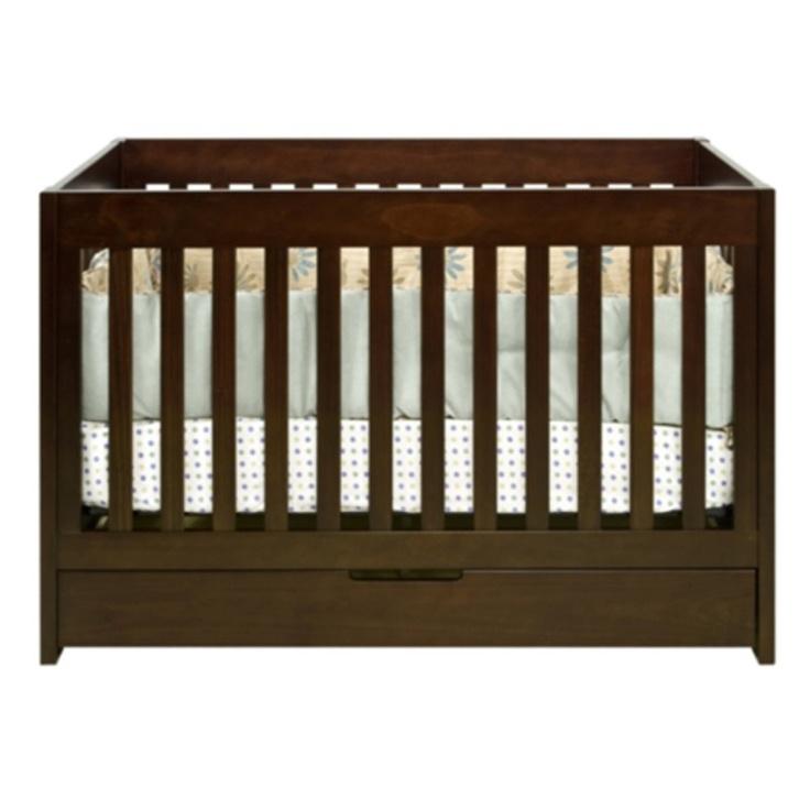 Mercer 3 In 1 Crib With Drawer Nursery Furniture Pinterest