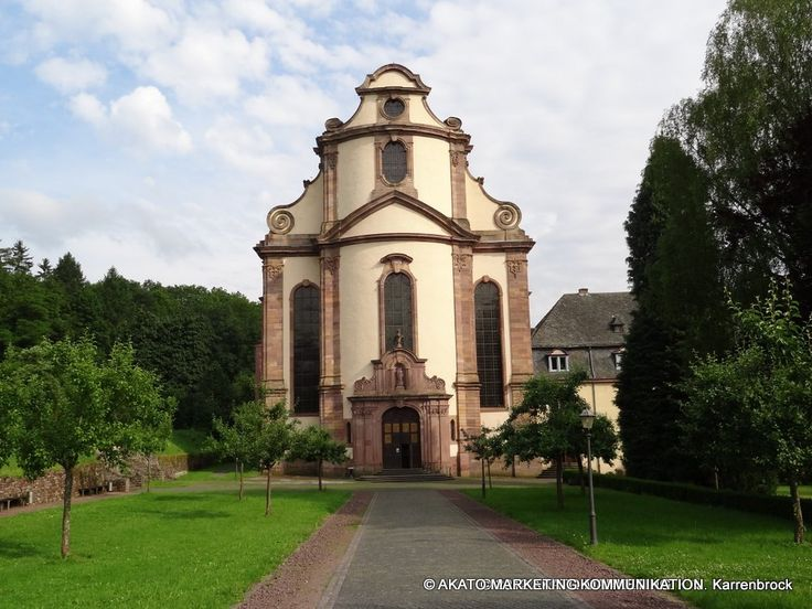 Abtei Himmerod, Germany. This place brought me so much peace while living in Germany. The coffee and desert at the cafe after hiking the grounds was to die for!