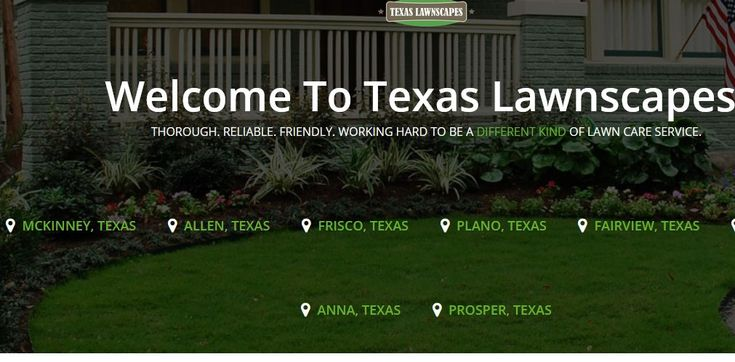 Weed and Feed for Lawns in McKinney, TX  Texas Lawnscapes provides weed and feed lawn programs in McKinney, TX. We use slow-release fertilizers and specialty herbicides for maximum green!