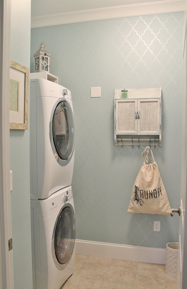 laundry room | Starlily Design Studio