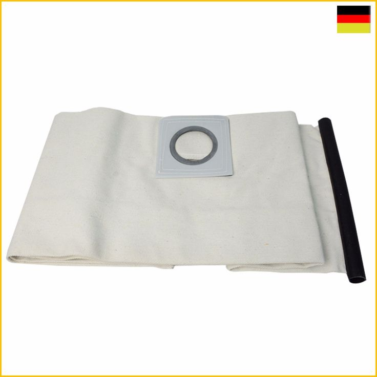 High quality New 1 PCS For KARCHER VACUUM CLEANER Cloth DUST Filter BAGS WD3200 WD3300 WD Fit A2204/A2656/WD3.200/SE4001/MV1/MV3